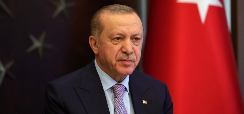 TURKEYS ERDOĞAN URGES VIGILANCE OVER SECOND WAVE OF CORONAVIRUS