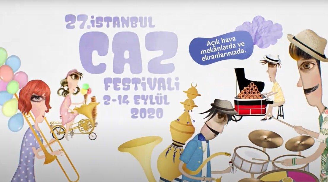 27. İSTANBUL CAZ FESTİVALİ BAŞLADI
