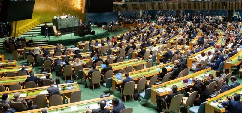 UN ADOPTS NEW VOTING PROCEDURE DURING COVID-19 PANDEMIC