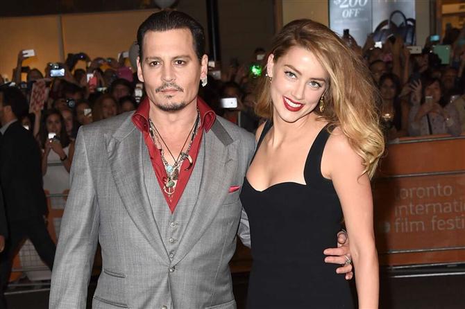 Johnny Depp Amber Heard davasında sular durulmuyor