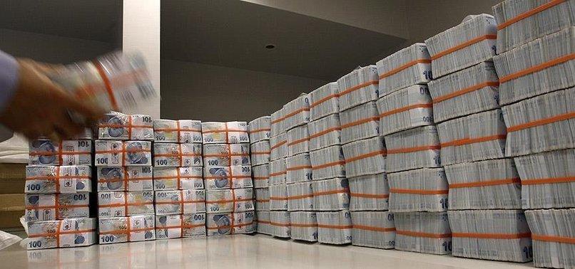 TURKISH TREASURY SEES $11.6 BILLION CASH DEFICIT