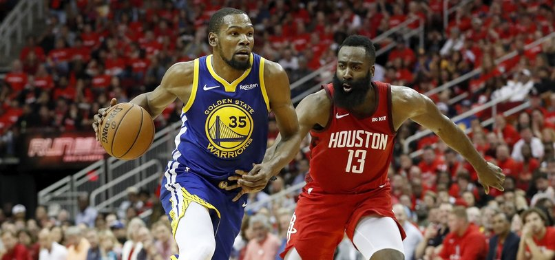 REPORT: DURANT DECLINES $31.5M OPTION WITH WARRIORS