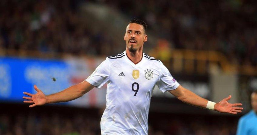 Bayern Münihten forvete takviye