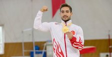 Turkey's 1st gold medalist in men's ring aims Olympic medal