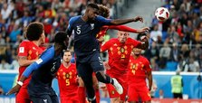 Belgium and France share top spot in FIFA rankings