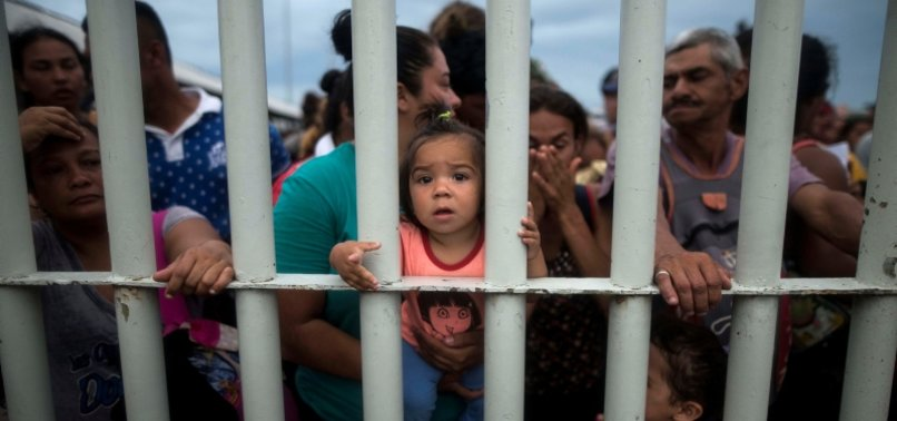 MIGRANT CHILDREN SEPARATED FROM PARENTS AS PART OF TRUMP POLICY SUFFER FROM PTSD