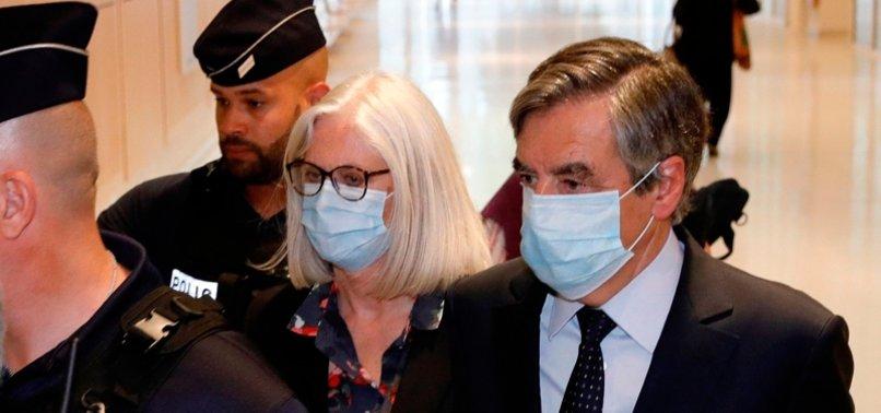 FRANCE: EX-PREMIER, WIFE SENTENCED OVER JOBS SCANDAL