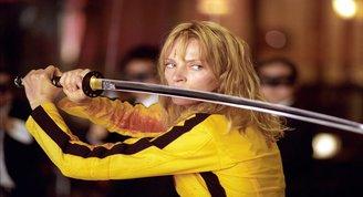 Tarantino ve Thurman Kill Bill 3 için konuşuyor