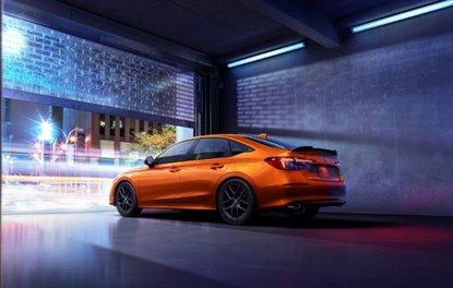 202 HP'lik Yeni Civic Si tanıtıldı
