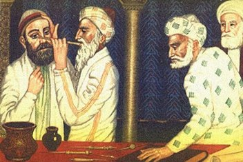 İlk katarakt ameliyatını yapan Müslüman hekim; Ammar bin Ali