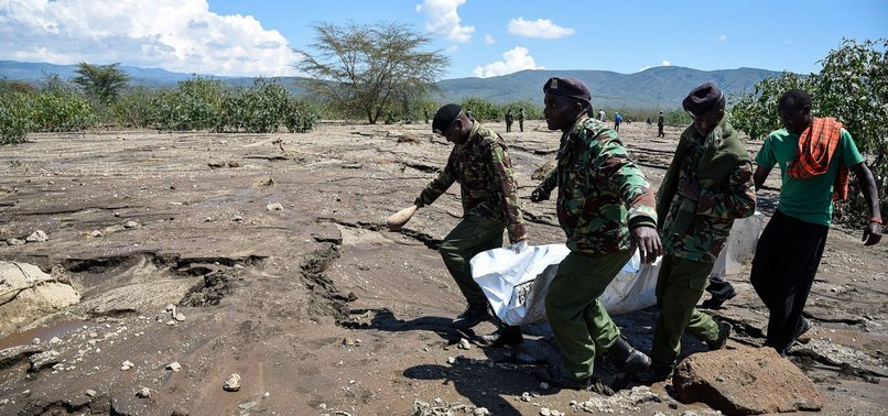 SEVEN DEAD AFTER OUT OF NOWHERE FLOOD IN KENYA