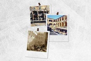 Duvarı kuşeviyle süslü Büyük Yeni Han'a ait 10 bilgi