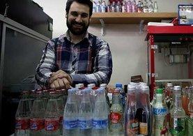 İstanbul Üniversitesi öğrencileri, yerli gazozla nostalji yaşıyorlar