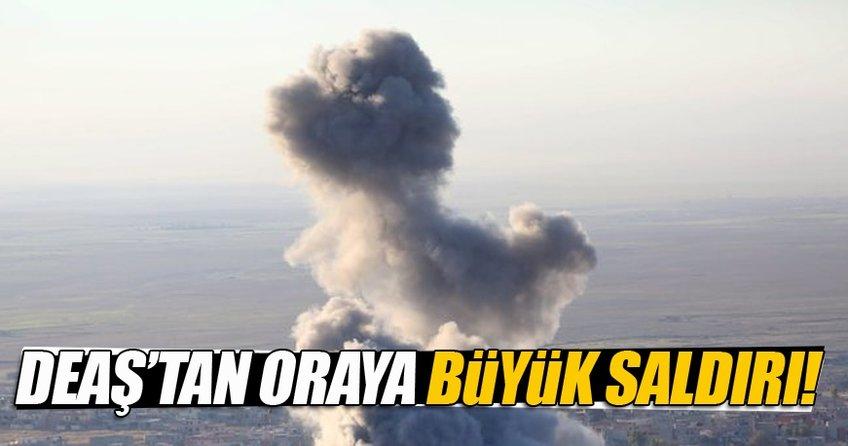 DEAŞ'tan Şengal'a büyük saldırı!