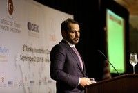 Turkey should focus on its strategic region, Energy Minister Albayrak says