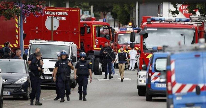 Fransız terör alarmı: Polis tüp avında!
