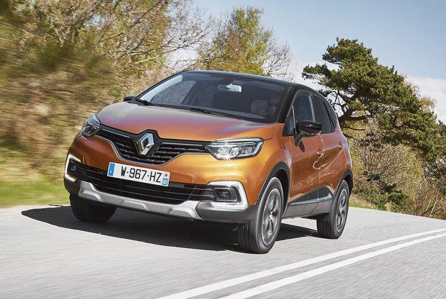 SÜRÜŞ İZLENİMİ · Renault Captur