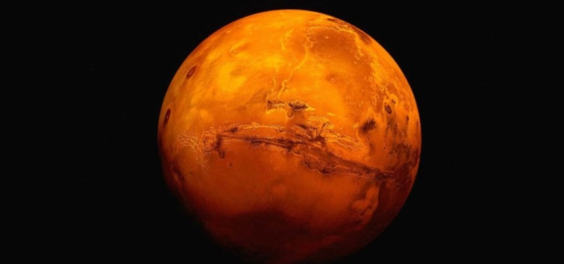 NASAS INSIGHT SEISMOMETER DETECTS FIRST EVER MARSQUAKES ON RED PLANET