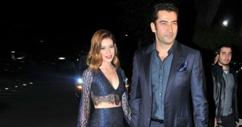 Sinem Kobal ile Kenan İmirzalıoğlu'nun Marmaris tatili