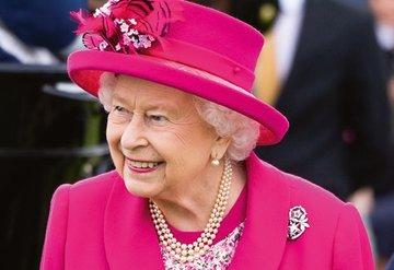 Majestelerinin renkli stili