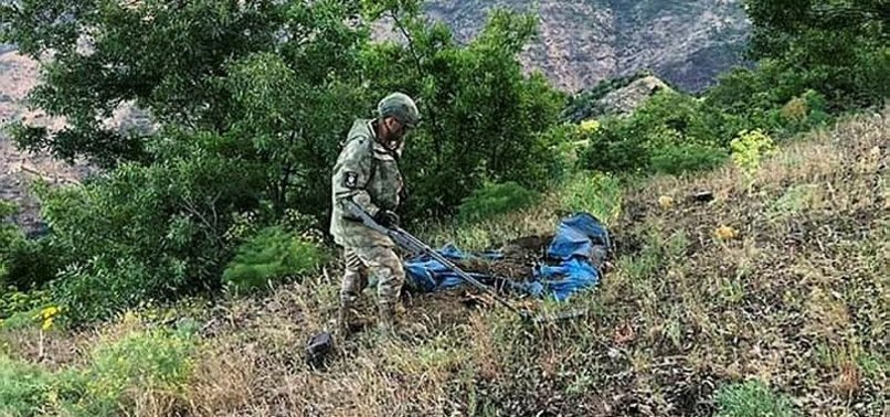 ALMOST 50 PKK TERRORISTS NEUTRALIZED IN OPERATION CLAW SINCE MAY 27