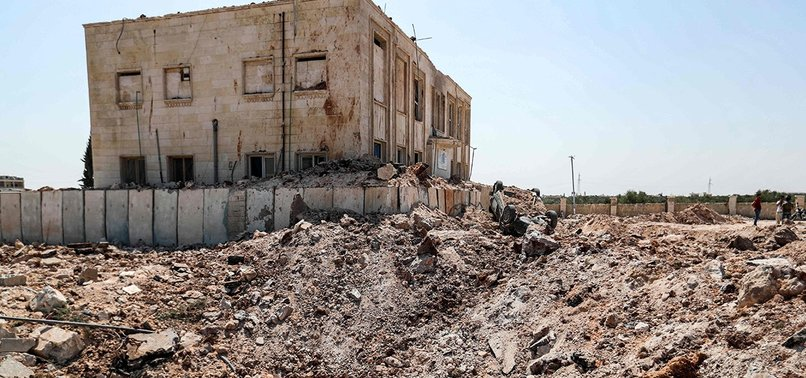 SYRIAN REGIMES CONTINUOUS ATTACKS IN IDLIB VIOLATE UNILATERAL CEASE-FIRE