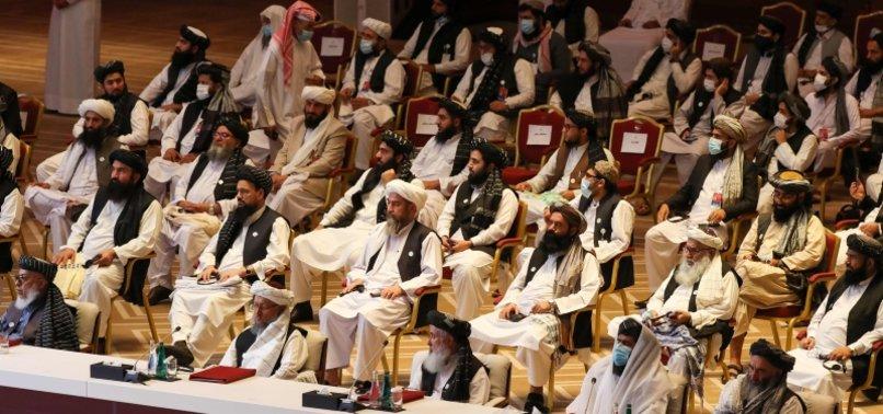 INTRA-AFGHAN TALKS ENTER KEY GENERAL DIALOGUE