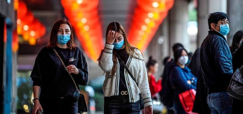 DEATH TOLL FROM CHINA'S CORONAVIRUS OUTBREAK HITS 18