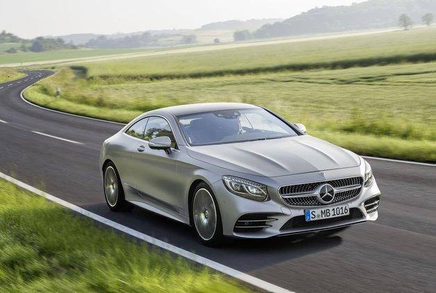 Yeni Mercedes-Benz S-Serisi CoupeTürkiye'de