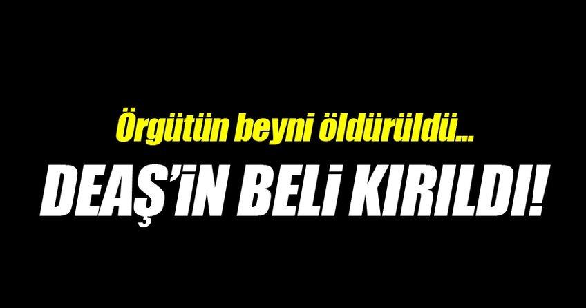 Gaziantep'te DEAŞ'ın beli kırıldı: Kilit isim öldürüldü