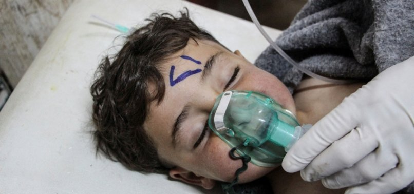 SARIN, CHLORINE GAS USED IN MARCH 2017 ATTACKS IN SYRIA, CHEMICAL WEAPONS WATCHDOG CONFIRMS