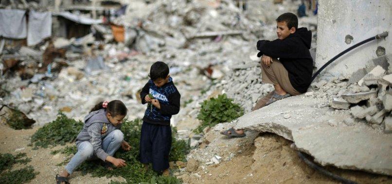 ANKARA MARKS INTERNATIONAL DAY OF CHILD VICTIMS OF AGGRESSION