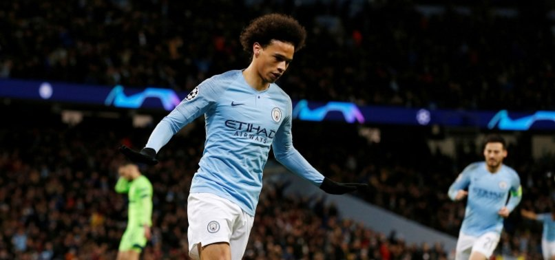 SANE TO LEAVE CITY AFTER TURNING DOWN CONTRACT DEAL - GUARDIOLA