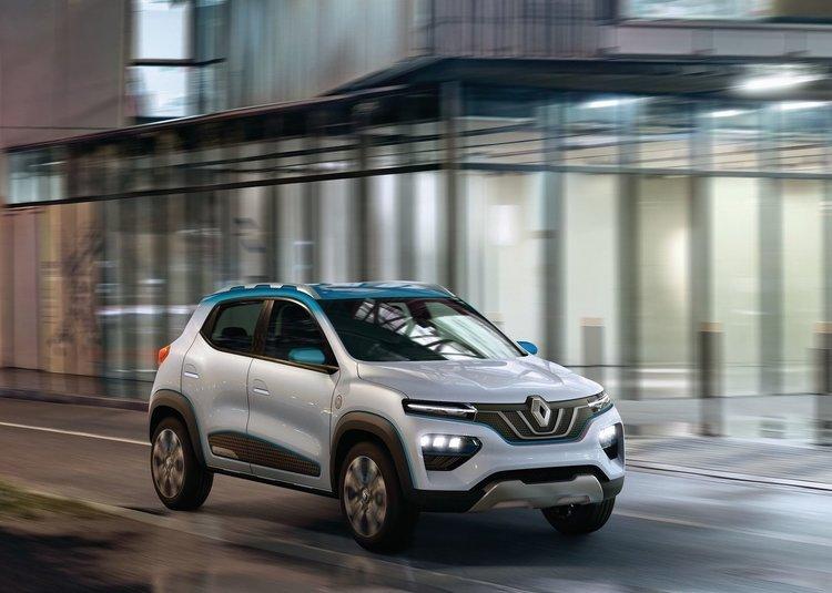 Güçlü Adımlar: Renault K-ZE ve AEXM