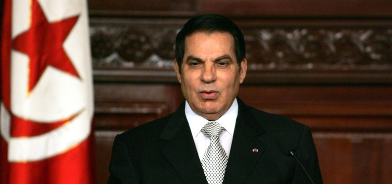 TUNISIAS OUSTED AUTOCRATIC RULER BEN ALI DIES IN SAUDI EXILE