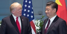 Trump 'displeased' with China's actions on Hong Kong