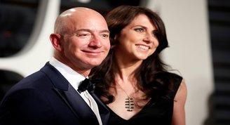 Amazonun kurucusu Jeff Bezos ve eşi Mackenzie Bezos boşanıyor