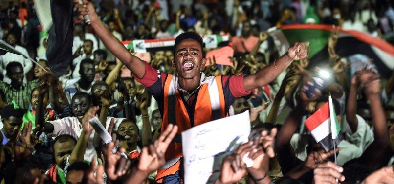SUDANESE PEOPLE'S DEMANDS ARE LEGITIMATE: TURKEY