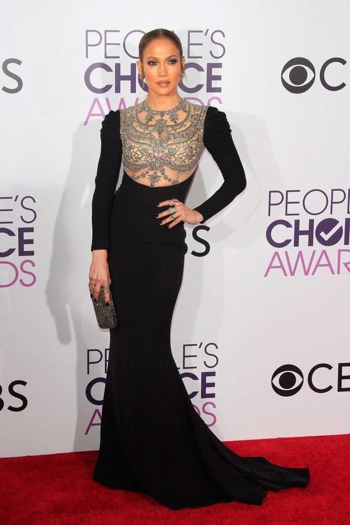 People's Choice Ödülleri'nde şıklık yarışı