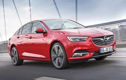 SÜRÜŞ İZLENİMİ · Opel Insignia Grand Sport 1.5 Turbo