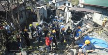 10 dead after light plane crashes into house in Philippines