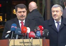 Reina teröristi yakalandı! İstanbul Valisi Vasip Şahin'nden flaş açıklamalar