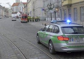 Almanya'da devasa bomba alarmı