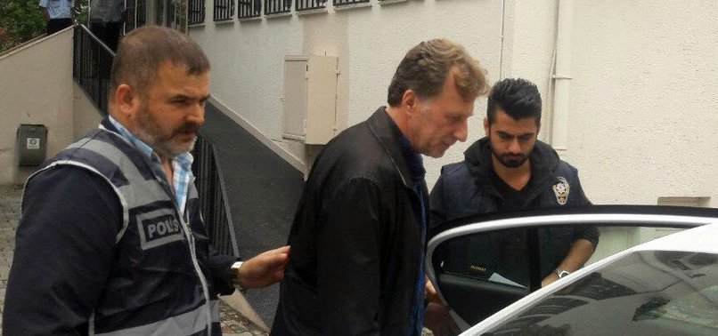 EX-FOOTBALLER GIVEN JAIL TERM IN FETÖ CASE