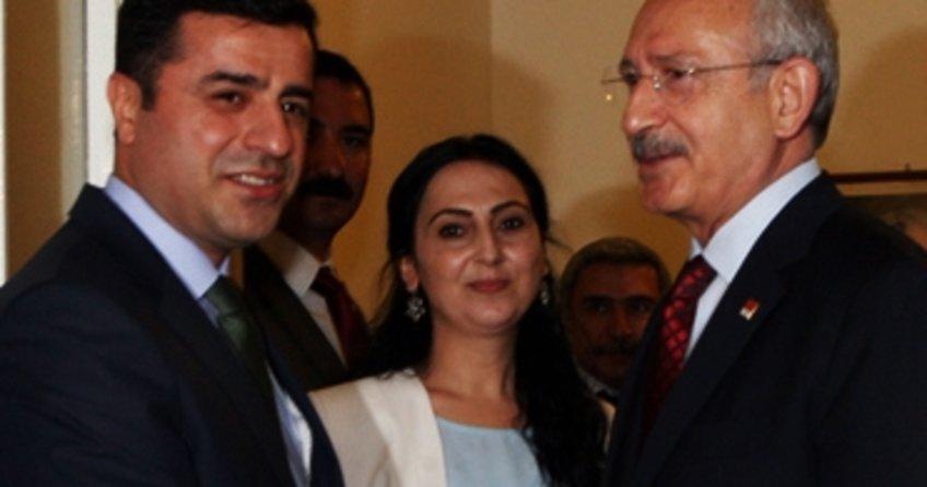 HDP-CHP ittifakı