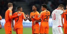 Wijnaldum double sees Netherlands edge past Belarus