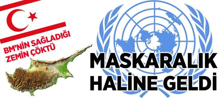 BM, sağladığı zeminle müzakereleri maskaralık haline getirdi