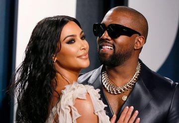 Kanye West'ten Kım Kardashıan'a milyarderlik hediyesi