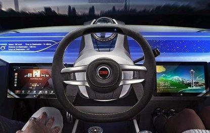Sürücüsüz otomobile Türk teknolojisi