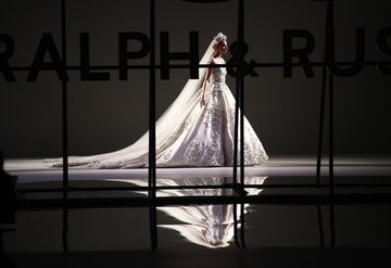 Ralph & Russo Couture İlkbahar/Yaz 2019